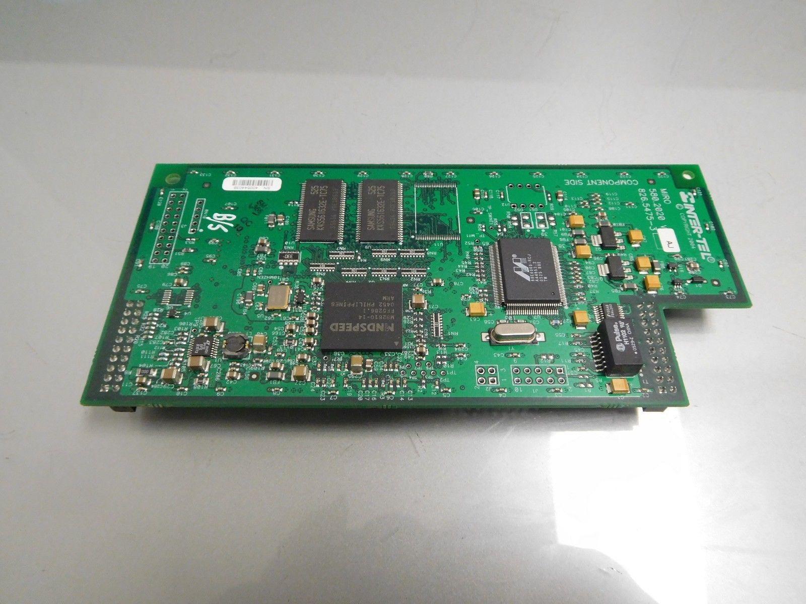 Inter-Tel Mitel 5000 580 2020 AJ BC PEC-1 and 50 similar items