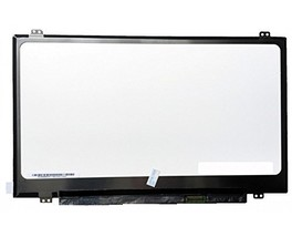 LCD PANEL FOR IBM-Lenovo IDEAPAD 300 80Q6 SERIES SCREEN GLOSSY 14.0 1920... - $67.99