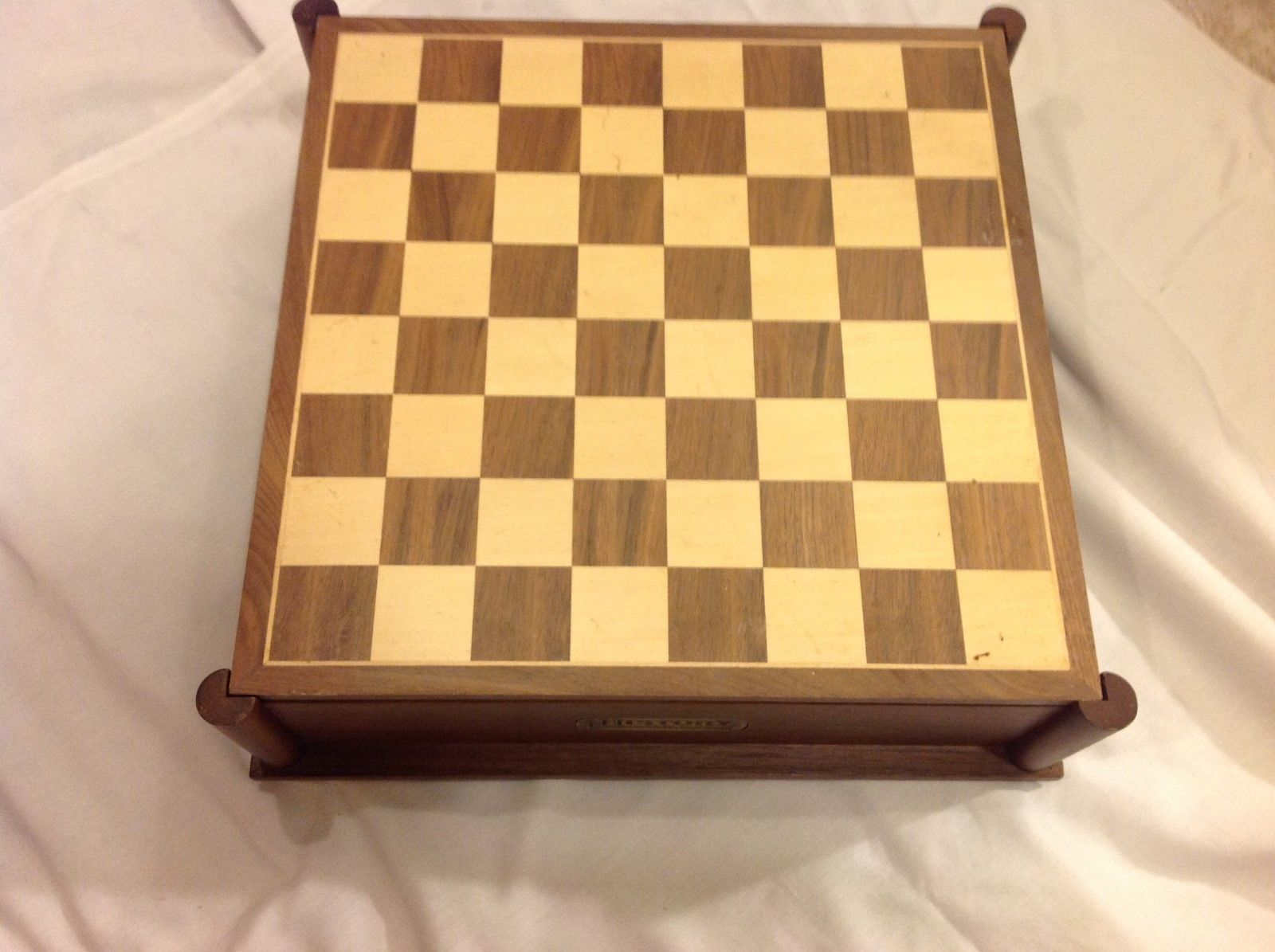 History Channel Life Member Civil War Chess/Game Set