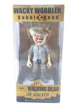 The Walking Dead Rv Walker Wacky Wobbler Bobblehead By Funko Nib Amc - $16.69