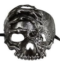 Men and Women's Face Halloween Mask for festiavl cosplay - $39.99