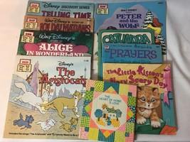 lot of 5 Walt Disney kids Books - plus some bonus books - $11.64