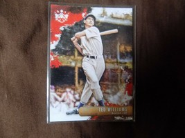2019 panini diamond kings ted williams # 22 red sox - $2.99