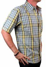 Levi's Men's Cotton Classic Short Sleeve Button Up Dress Shirt 3LMS039CC image 4