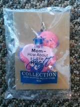 Avon Gift collection Valentine pals keychain Mom How about a little hug ... - $10.00