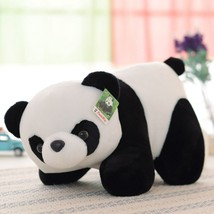 1pcs 18 70cm Panda Plush Toy Cute Panda Stuffed Soft Doll Baby Kids Toy Gift For image 1