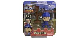 Mike and Yap ( includes training post) - $5.93