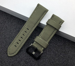 Military Strap Bracelet FOR PAM Officine Panerai Luminor band 22mm Nylon - $39.99