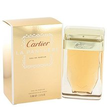 Cartier La Panthere by Cartier Eau De Parfum Spray 2.5 oz - $75.87