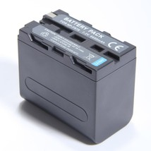 Theera - NP-F950 NP-F960 NP-F970 NP-F750 Battery for Sony DCR-VX9 VX2100... - $50.00