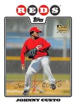 2011 Topps 60 Years Of Topps #60YOT57 Johnny Cueto > Cincinnati Reds ⚾ - $0.99