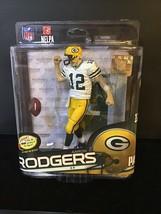 Green Bay Packers McFarlane NFL Series 34 Figure: Aaron Rodgers (17) - $25.00