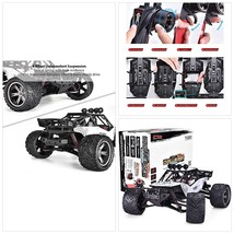 TOZO C2035 1:12 RC Cars High Speed 30MPH Scale RTR Remote Control Monste... - $2.557,19 MXN