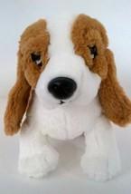 "Wild Republic Basset Hound Soft Plush Stuffed Dog Animal Doll Toy 12"" - $7.37"