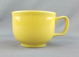 Fiesta Ware Fiestaware Sunflower Yellow Jumbo Soup Mug Bowl HLC Homer La... - $10.88