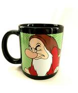 DisneyStore Grumpy Mug Large Dishwasher Microwave Safe - $17.82
