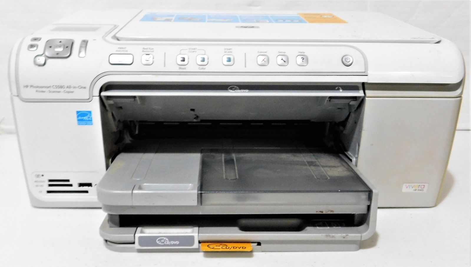 hp C5500 Copier Printer Scanner Not Working and 39 similar items