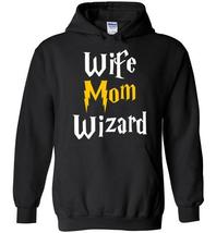 Wife Mom Wizard Blend Hoodie - $32.99+