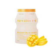 [ A'pieu ] Yogurt Mango Mask 5 Sheets - $10.88