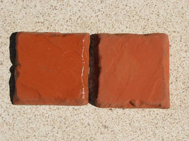 """12 Paver Molds Make 100s of 6x6x1.5"""" Castle Cobble Stones for Pennies. FAST SHIP image 9"""