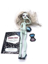 Frankie Stein Second Wave School's Out Monster High Doll - Diary, Laptop... - $13.75