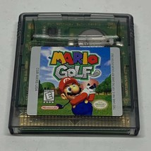 Mario Golf Nintendo Game Boy Color/GBC Game CARTRIDGE ONLY AUTHENTIC/TESTED - $24.70