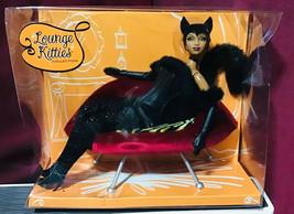 Barbie Lounge Kitties Collection Black Panther Doll Mattel 2003 Rare/HTF - $79.20