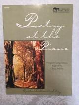 Poetry at the Piano - Book 4, Intermediate: Original Compositions Inspir... - $9.49