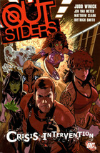 DC Comics The Outsiders Vol. 4: Crisis Intervention TBP Graphic Novel New - $12.88