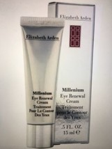 Elizabeth Arden Millenium Eye Renewal Cream 15ml Sealed  - $12.19