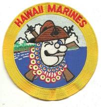 USMC Hawaii Marines Patch - $12.86