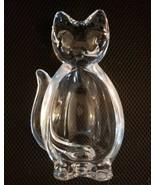 Cofrac Art Verrier France - Cat Bowl / Candy Dish - $29.99