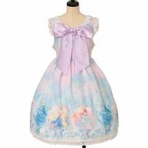 Angelic Pretty Fairy Season Disney Princess Jumper skirt One piece dress... - $157.41