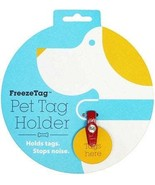 FreezeTag Pet Tag Silencer | Holds Tags and Stops Noise - $9.99
