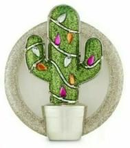 Bath & Body Works Shimmering Cactus Scentportable Car Air Freshener Viso... - $8.71