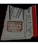 Nice Vintage Used Spoorwegen Belge 09'0 Stamp, GOOD COND - 1940's - $2.96
