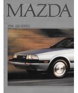1984 Mazda 626 sales brochure catalog US 84 Deluxe Luxury Touring - $8.00