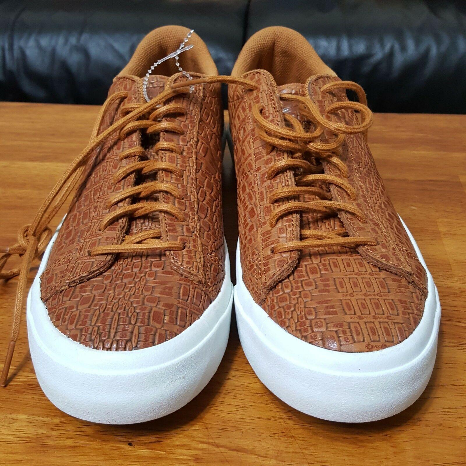 size 40 314d9 45324 Nike Blazer Studio Bas Alligator Désert Ocre Taille Us 8, Eu 41, 880872-