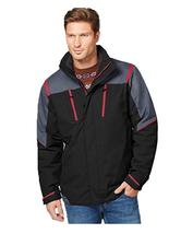 $225 Weatherproof Midweight Hydrotech Jacket, Black, Size L. - $123.74