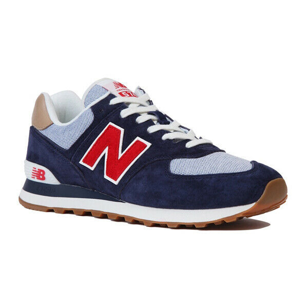 New Balance 574 Classic Men's Fashion Sneakers Casual Shoes (D) NWT ML574PTR image 2