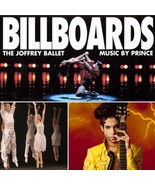 ULTRA HTF! Prince 1993 BRAND NEW SEALED Billboards Joffrey Rock Ballet VHS - $224.98