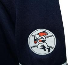 Joe Dimaggio San Francisco Seals Baseball Jersey 1933 Navy Blue Any Size image 3