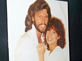 Guilty Record Barbra Streisand ‎– Barry Gibb AA-191751  Vintage Collectible image 1