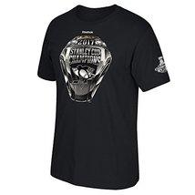 Reebok NHL Pittsburgh Penguins Adult Men Stanley Cup Ring S/Tee, XX-Large, Black