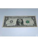2009 Dollaro Bill US Banca Nota Periodo Anno Compleanno 1978 8577 Decora... - $13.63