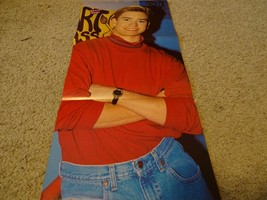 Mark Paul Gosselaar teen magazine poster clipping Saved by the Bell Tige... - $4.00