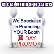 Social Media Specialists 60 Day Twitter Package + Media