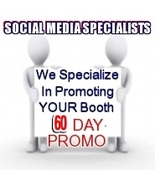 Social Media Specialists 60 Day Twitter Package + Media  - $77.54 CAD