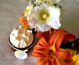 Buffalo Tallow Cocoa Butter Honey Renewing Cream 4oz Whipped Mochachino Yummy He - $34.99
