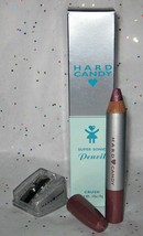 Hard Candy Super Sonic Eyeliner/Eyeshadow Pencil in Crush with Sharpener - NIB - $14.98